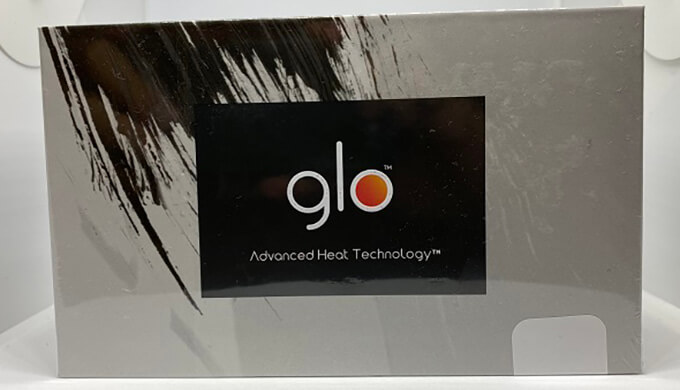 glo hyper 化粧箱