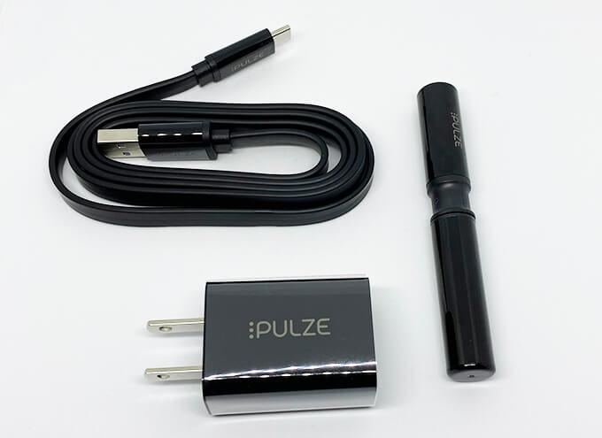 pulzeの付属品
