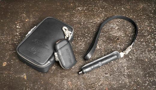 Ploomデバイス専用の牛革ケース&カバーが発売開始
