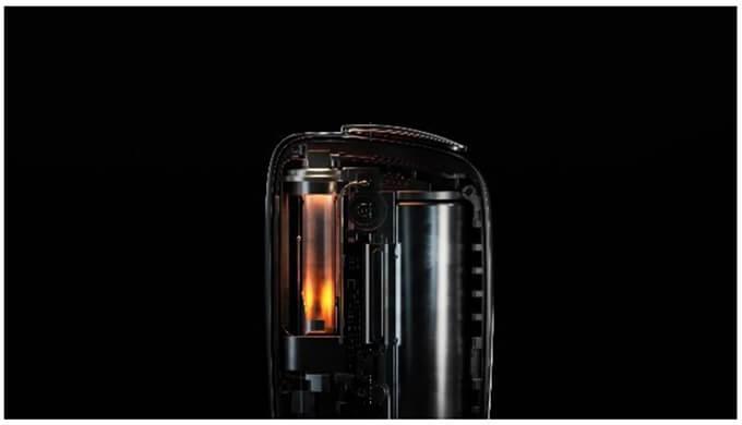 Ploom Xの新加熱技術「HEATFLOW」